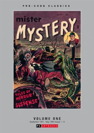 Pre-Code Classics Mister Mystery  Volume 1